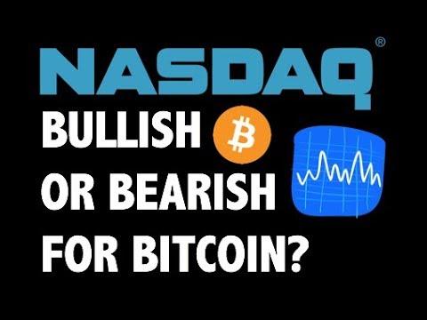 CRYPTO: NASDAQ & GOLDMAN BULLISH ON BITCOIN? CRYPTOCURRENCY,LITECOIN,ETHEREUM,RIPPLE,BTC PRICE NEWS