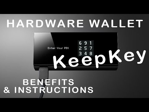 Hardware Wallets, the Best Place to Store Ones CryptoCurrency