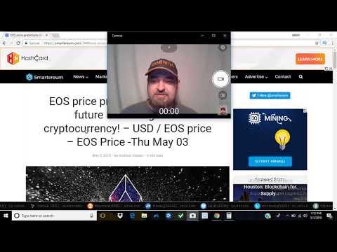 EOS 2018 price predictions