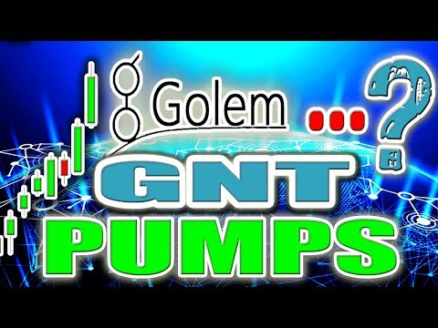 Golem (GNT) ATH 24hour Volume!! PUMPED….now what? The World's Largest Supercomputer?