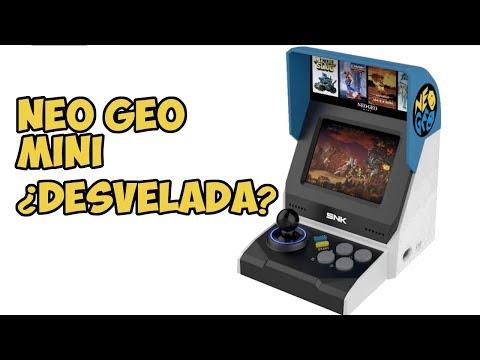 Se conocen más detalles de la Neo Geo mini ¿por fin desvelada?