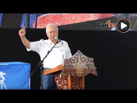 Apapun menang dulu, ada habuan – Najib