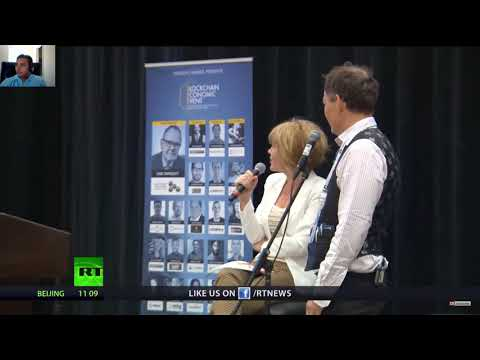Cryptocurrency / Bitcoin The Cure to Corrupt Banking?!   Keiser Report RT