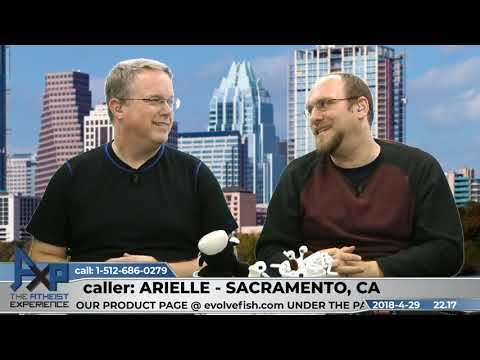 Former Neo-Pagan Preistess & Neo-Nazis | Arielle – Sacramento, CA | Atheist Experience 22.17