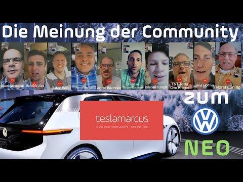 Der VW NEO: Die Meinung der Community – 10 Interviews und Kommentare kommentieren
