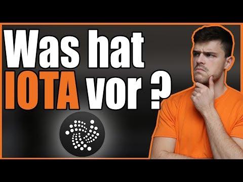 IOTA Ankündigung! Neues Projekt für Smart Contracts und Fiat Währungen | Bitcoin News 04.05.2018?