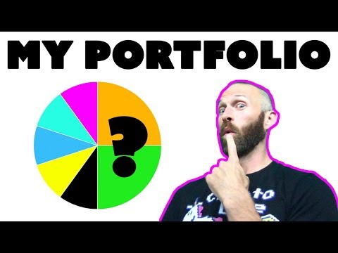Crypto Love's Cryptocurrency Portfolio – He Owns WHAT?!?