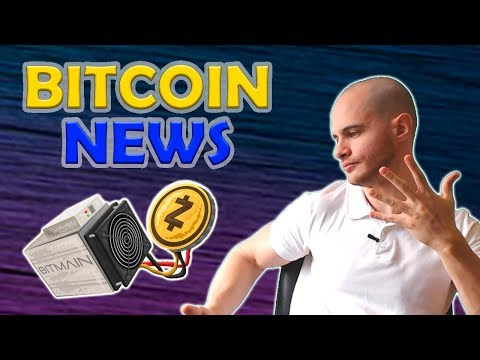 ? Bitmain anuncia ASIC de Zcash, novidades Verge e mais! Resumo das Notícias da Semana Bitcoin News