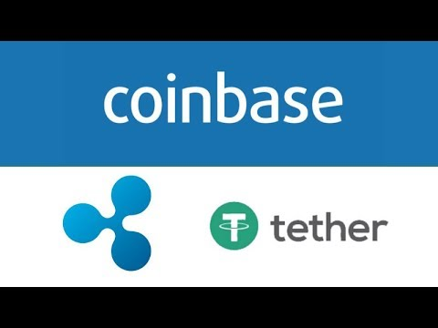 Coinbase Prepares for a Monster Increase in Trading & Binance Adds Ripple XRP Tether USDT Pairing