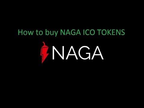 How to buy NAGA ICO TOKENS | NAGA NGC