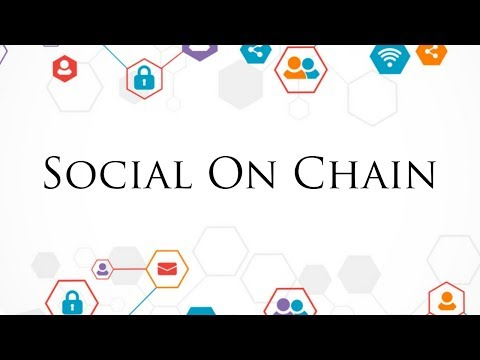 On-chain Social Networking with Bitcoin Cash