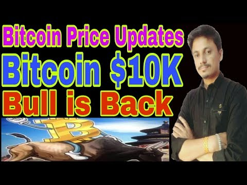 Bitcoin Hit $10K | Bull Is Back? | Bitcoin & Consensus |Cryptocurrency maket updates