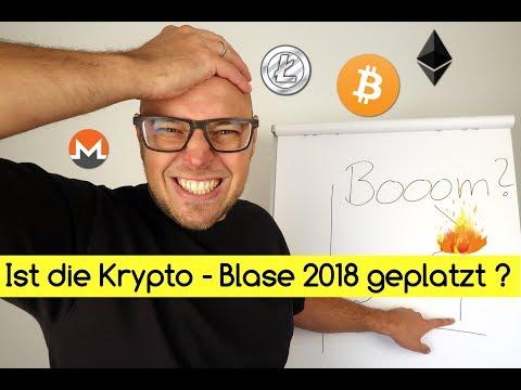 Geld verdienen mit Bitcoin Mining, Kryptowährung, Blockchain, 2018 (deutsch)