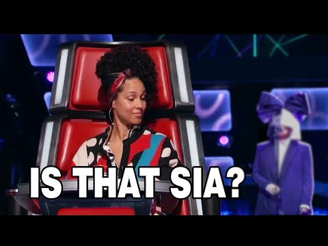 SIA BEST UNFORGETTABLE SONGS ON X FACTOR, THE VOICE, GOT TALENT… | MIND BLOWING | HD