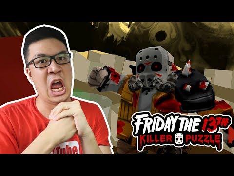 Kiamat Gak Ada Artinya Buat Jason! – Friday the 13th: Killer Puzzle (Indonesia)