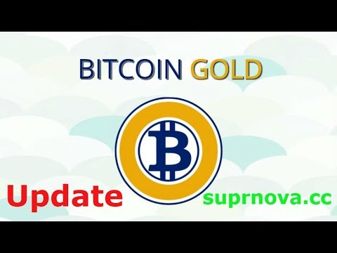UPDATE! Bitcoin Gold – манинг на suprnova.cc