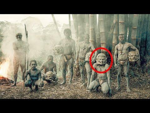 TERNYATA MEREKA MASIH ADA..!! 10 Suku Terakhir di Muka Bumi yang Masih Bertahan Tradisinya #YtCras