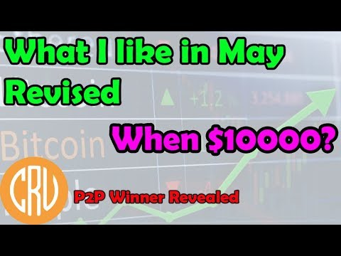 What I like In May Revised – When $10,000? [Daily Bitcoin and Cryptocurrency News]