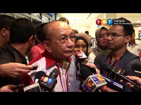 Rakyat ada hak letak Dr M sebagai PM, kata Rais Yatim