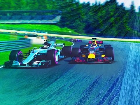 VRC Spanien GP F1 2017 PS4 Live