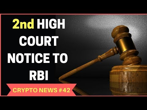 Doosra Delhi High Court Petition against RBI, BTC BankNotes, BTC Mining in Space – Crypto News #42