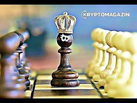 Krypto Zprávy – Bitcoin a korekce, IOTA Qubic