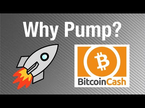 ? Why is Bitcoin Cash (BCH) Pumping? Price, News, Recent Events ?