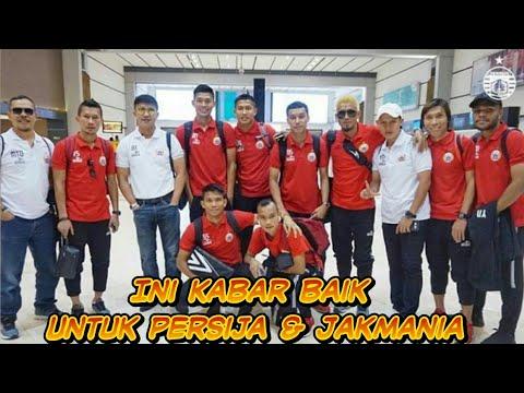 Jelang Menghadapi Home United, Ada Kabar Baik Untuk Persija Jakarta!