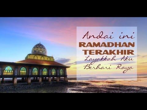 """Pesan Pnghuni KUbuuur """"Jangan Pernah Kau SiA siAkan 1 Detik Pun dari Hari hari di Bulan Ramadhan!"""""""