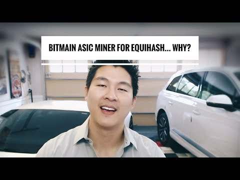 Bitmain Releases ASIC Miner for Equihash Algorithm – But Why? ZCash?