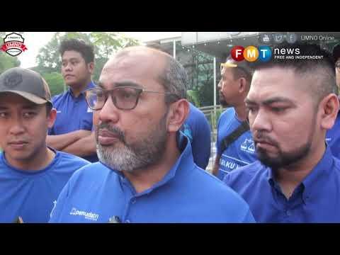 BN lapor polis kerana poster calon bebas Batu ada muka Tian Chua