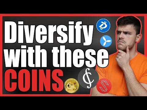 TOP 5 coins for Diversification | Dogecoin, TE-Food, Credits, Substratum, Digibyte