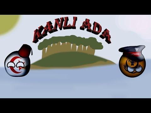 Kanlı Ada – Bir Countryball Filmi – Otto & Commander