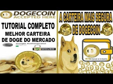?TUTORIAL COMPLETO DA CARTEIRA?MAIS SEGURA DE DOGE DO MERCADO?