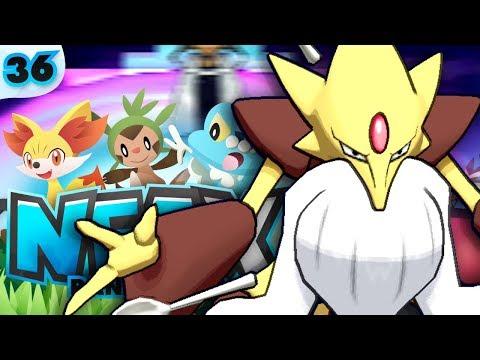Habs vermisst! – Pokémon Neo X Randomizer Nuzlocke – [36]