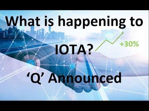 IOTA – News Update May 2018