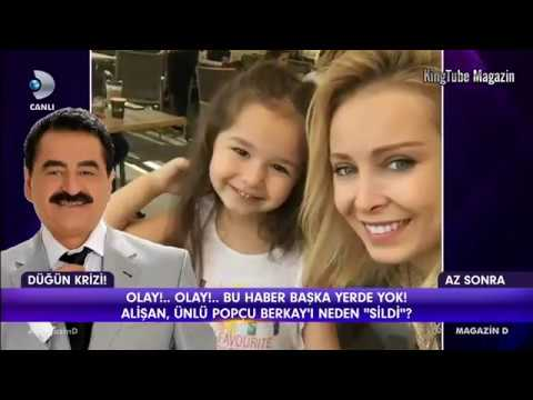 Aleyna Tilki Tatlıses'in kızı Elif Ada'yı sahneye davet etti / Magazin D / 8 Mayıs 2018