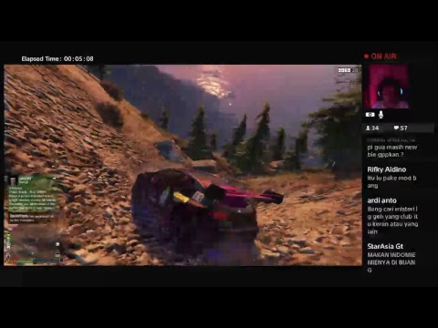 GTA V ONLINE (Live) (PS4) : MOBIL TERKEREN YG PERNAH ADA!!!!