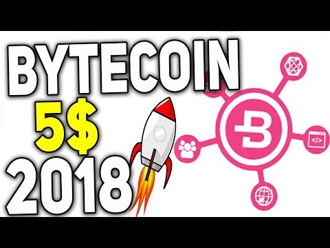 Bytecoin Price Is EXPLODING SOON! Is It The Next Bitcoin?