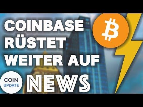 Coinbase rechnet mit massivem Ansturm   TRON-Airdrop, Bitcoin Pizza – Bitcoin News 08.05.2018