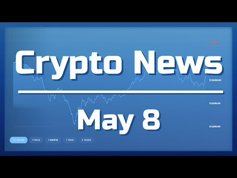 Crypto News May 8th: Bytecoin in the Top 5!, NYSE, Tom Lee's latest prediction