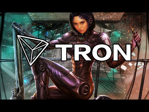 $5 Tron Coin (TRX) Is Ready To Moonshot!