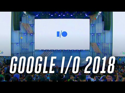 Google I/O 2018 keynote in 14 minutes