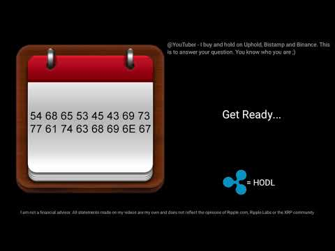 Ripple XRP Riddle #10: GET READY!!!