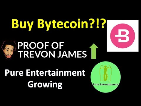 Buy ByteCoin?!? PoTJ Still in Baby Phase – Pure Entertainment GROWING!!
