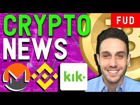 Crypto News: New York Stock Exchange To Trade Bitcoin!? $XMR $KIN $ONT $BNB $XBT $BCN
