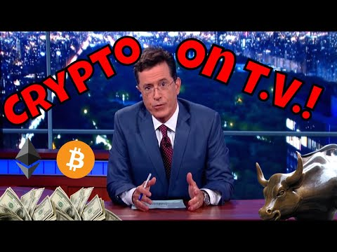 Crypto On The Late Show With Colbert! ByteCoin And Binance Scandal?