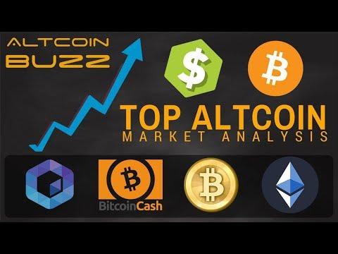 Top Altcoin Analysis – Neblio, Bitcoin, Bitcoin Cash and Ethereum