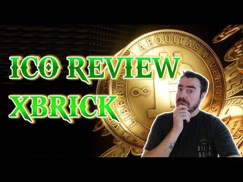 XBrick Cryptocurrency Exchange, ICO Review & Bounty Program