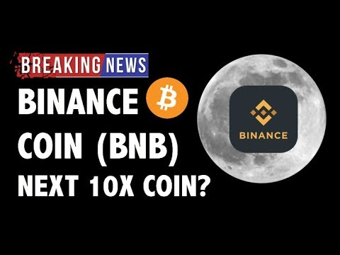 CRYPTO: BINANCE COIN (BNB) 10X POTENTIAL?! CRYPTOCURRENCY,BITCOIN,LITECOIN,XRP RIPPLE,BTC PRICE NEWS